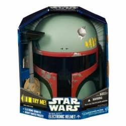Star Wars Boba Fett Roleplay Electronic Helmet