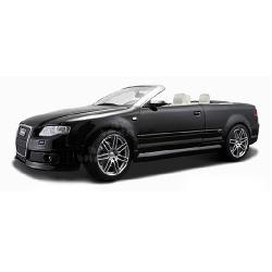 Maisto - Audi RS4 Convertible (1:18, Black) 31147