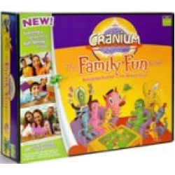 Cranium The Family Fun Game