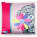Me To You Tatty Teddy Cushion Pillow - Daisy Flower