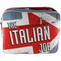 The Italian Job Bag. Sports Retro Messenger Bag