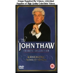 KAVANAGH Q.C. NOTHING BUT THE TRUTH (The John Thaw Tribute Collection Edition) DVD