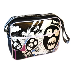 The Mighty Boosh Retro Style Sports Bag