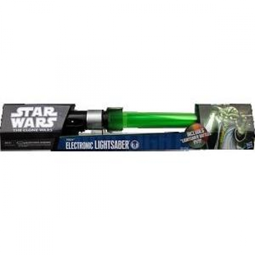 Star Wars Electronic Lightsaber 21