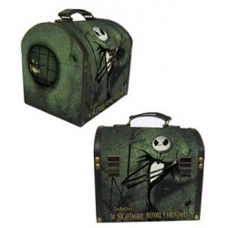 Nightmare Before Christmas Carrying Case - Retro