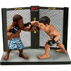 UFC Ultimate Collector Versus Action Figure 2-Pack - Forrest vs. Quinton
