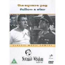 Norman Wisdom - Square Peg/Follow a Star [DVD]